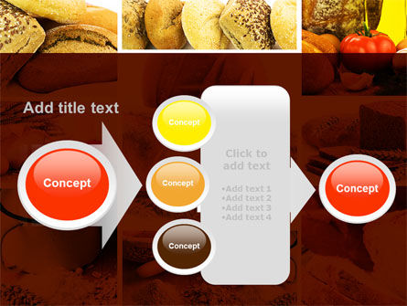 Pastries PowerPoint Template Slide 17