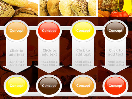 Pastries PowerPoint Template Slide 18