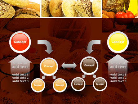 Pastries PowerPoint Template Slide 19