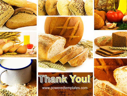 Pastries PowerPoint Template Slide 20