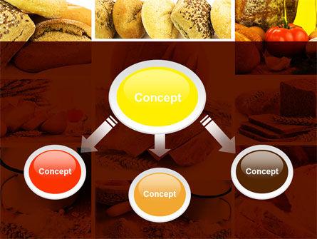 Pastries PowerPoint Template, Slide 4, 09329, Food & Beverage — PoweredTemplate.com