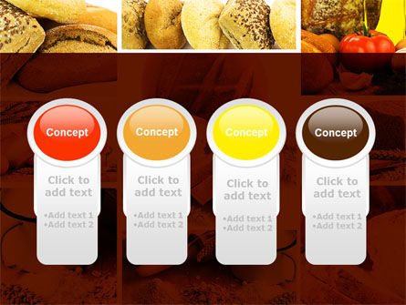 Pastries PowerPoint Template Slide 5
