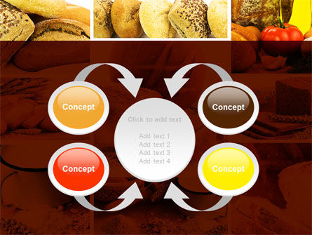 Pastries PowerPoint Template Slide 6