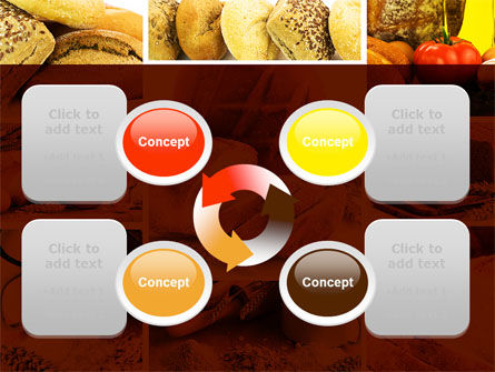 Pastries PowerPoint Template Slide 9