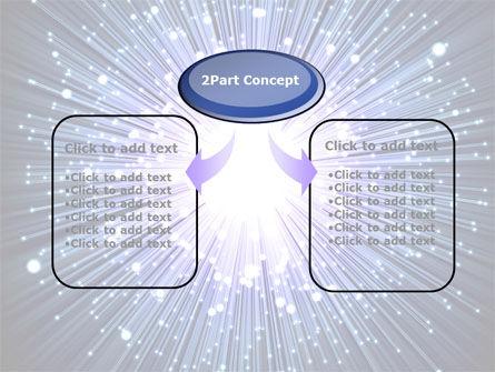 Optical Fiber PowerPoint Template, Slide 4, 09330, Technology and Science — PoweredTemplate.com