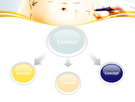 Liposuction PowerPoint Template Slide 4