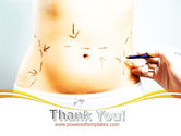 Liposuction PowerPoint Template#20