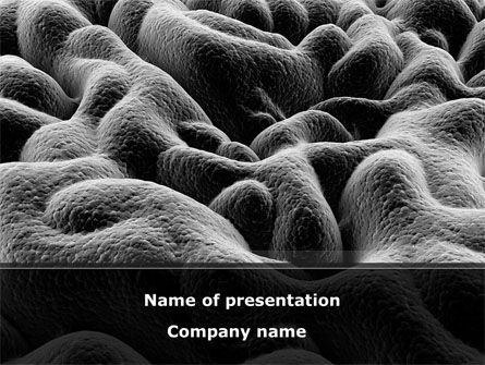 Medical: Gastric Mucosa PowerPoint Template #09335
