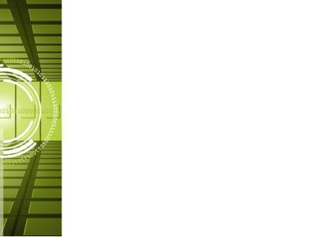 Digital Art PowerPoint Template, Slide 3, 09336, Technology and Science — PoweredTemplate.com