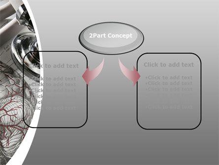 Human Anatomy PowerPoint Template, Slide 4, 09337, Medical — PoweredTemplate.com