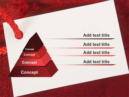 Tag PowerPoint Template Slide 12
