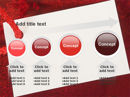 Tag PowerPoint Template Slide 13