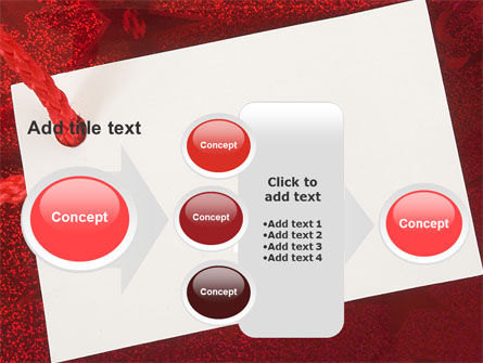 Tag PowerPoint Template Slide 17