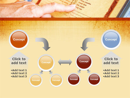Menu Of Restaurant PowerPoint Template Slide 19