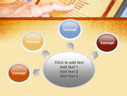 Menu Of Restaurant PowerPoint Template Slide 7