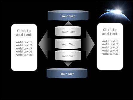 Deep Space Sunrise PowerPoint Template Slide 13