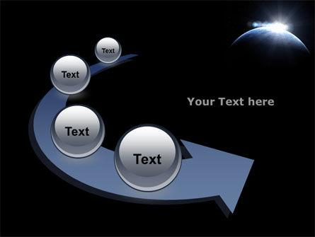 Deep Space Sunrise PowerPoint Template Slide 6