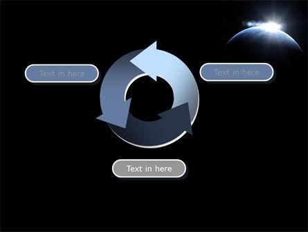 Deep Space Sunrise PowerPoint Template Slide 9