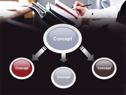 Briefing Meeting PowerPoint Template, Slide 4, 09342, Consulting — PoweredTemplate.com