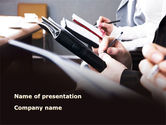 Consulting: Briefing Meeting PowerPoint Template #09342