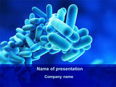 Technology and Science: Legionella Pneumophila PowerPoint Template #09344