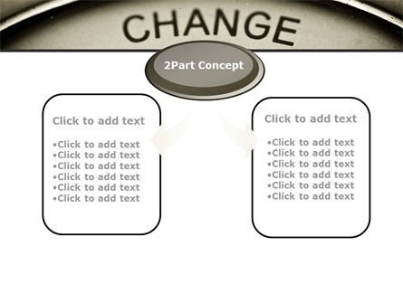 Change PowerPoint Template, Slide 4, 09345, Consulting — PoweredTemplate.com