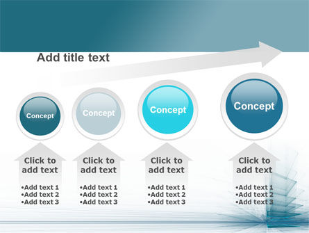 Glass Surfaces PowerPoint Template Slide 13