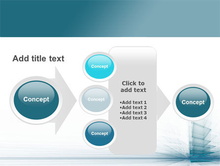 Glass Surfaces PowerPoint Template Slide 17
