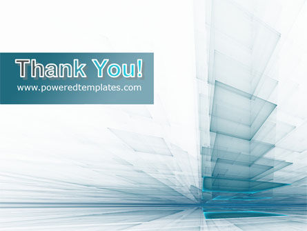Glass Surfaces PowerPoint Template Slide 20