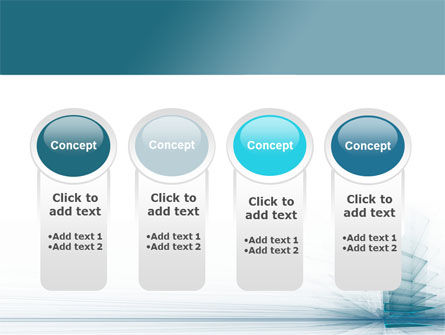 Glass Surfaces PowerPoint Template Slide 5