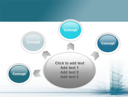 Glass Surfaces PowerPoint Template Slide 7