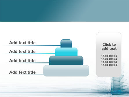 Glass Surfaces PowerPoint Template Slide 8