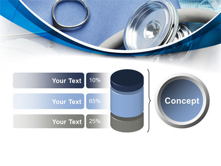 Medical Instruments PowerPoint Template Slide 11