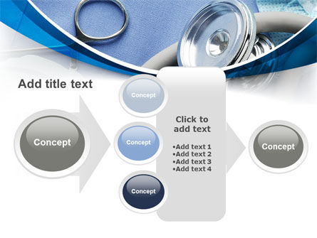 Medical Instruments PowerPoint Template Slide 17