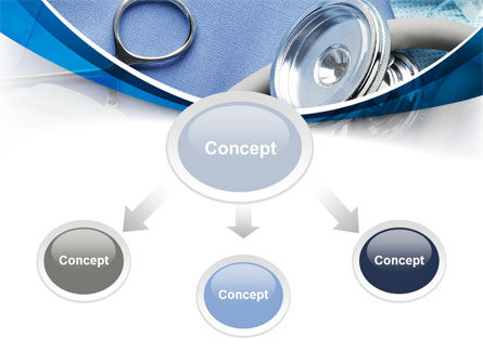 Medical Instruments PowerPoint Template, Slide 4, 09354, Medical — PoweredTemplate.com