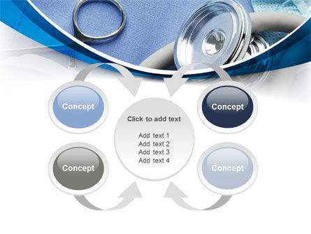 Medical Instruments PowerPoint Template Slide 6