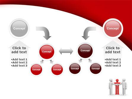 Reunion PowerPoint Template Slide 19