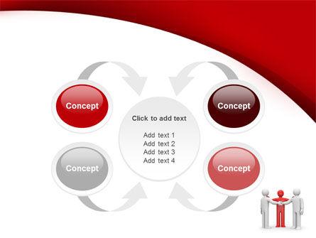 Reunion PowerPoint Template Slide 6