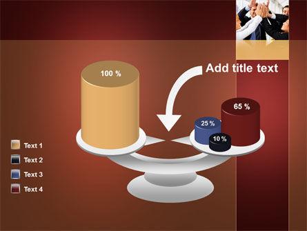 Take Five PowerPoint Template Slide 10