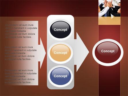 Take Five PowerPoint Template Slide 11
