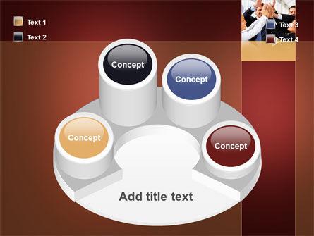 Take Five PowerPoint Template Slide 12