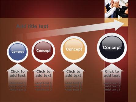 Take Five PowerPoint Template Slide 13