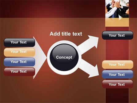Take Five PowerPoint Template Slide 14