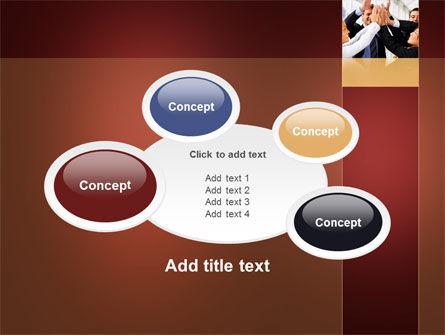 Take Five PowerPoint Template Slide 16