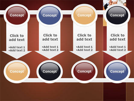 Take Five PowerPoint Template Slide 18
