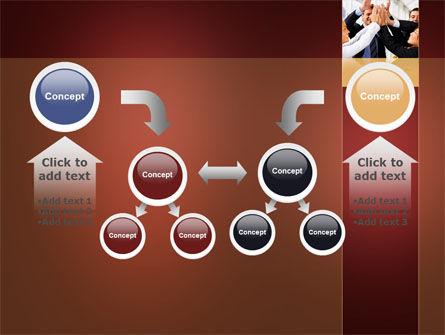 Take Five PowerPoint Template Slide 19