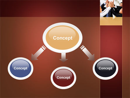 Take Five PowerPoint Template, Slide 4, 09358, Consulting — PoweredTemplate.com