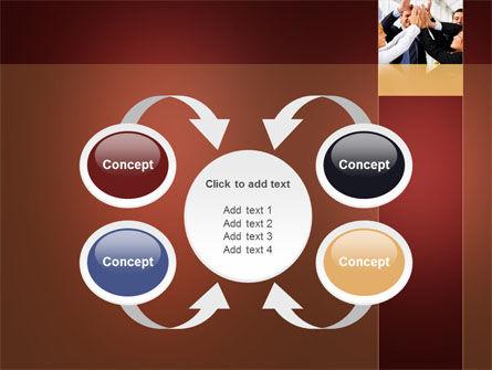 Take Five PowerPoint Template Slide 6