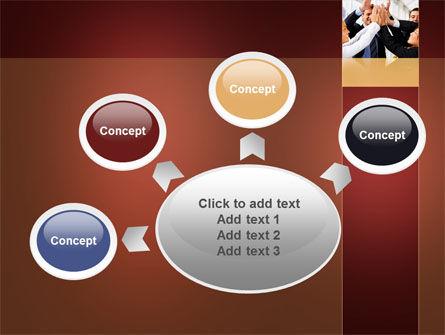 Take Five PowerPoint Template Slide 7