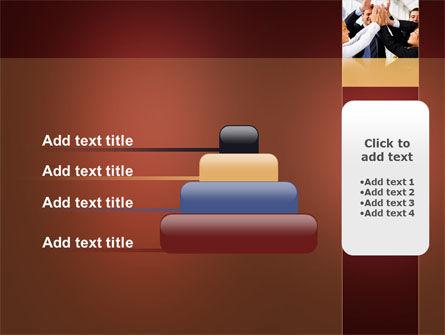 Take Five PowerPoint Template Slide 8